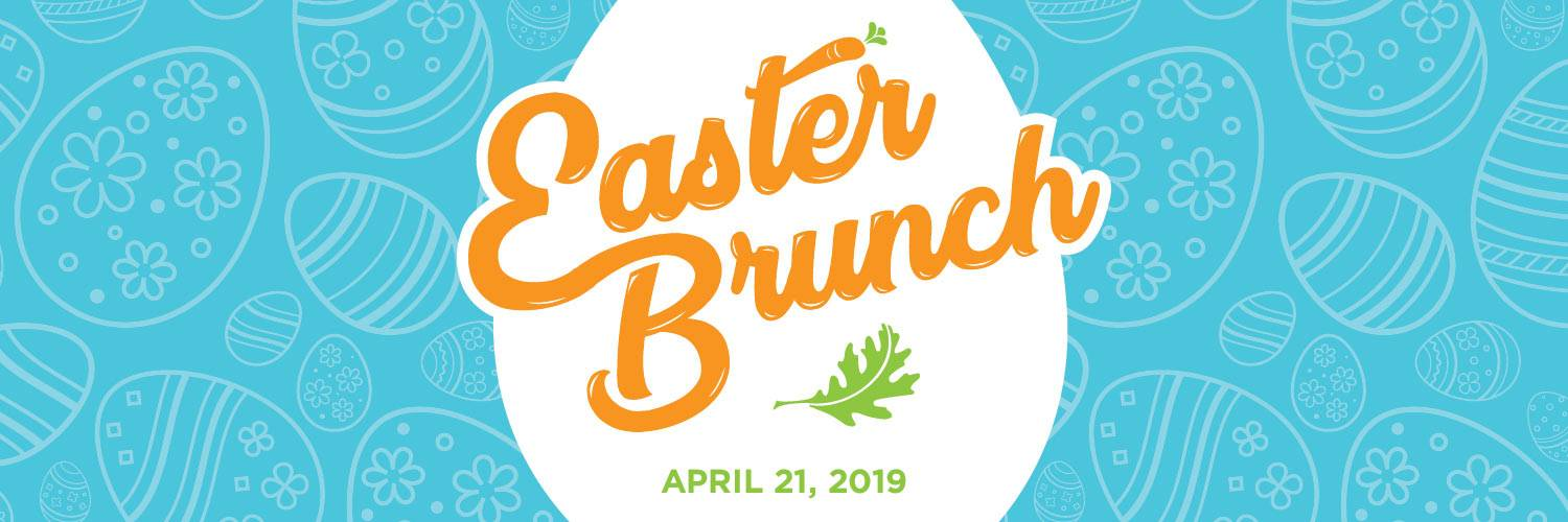 Easter Brunch - April 21, 2019