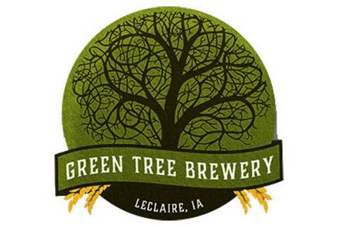 Green Tree Brewery logo