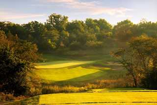 The Preserve on Rathbun Lake is an 18-hole championship golf course located at Honey Creek Resort in Iowa