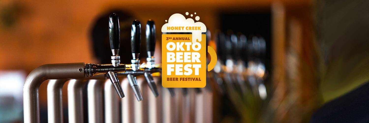 3rd Annual OktoBEERfest at Honey Creek Resort